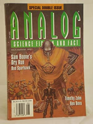 Analog: Science Fiction and Fact - July / August 1997