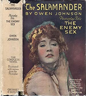 The Salamander: JOHNSON, Owen