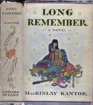 Long Remember: KANTOR, MacKinlay