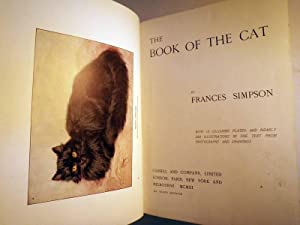 The Book of the Cat: Simpson, Frances