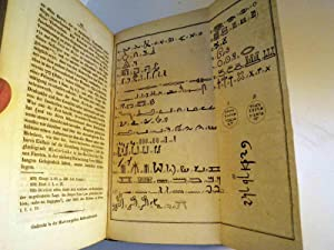 Zur Geschichte der Buchstabenschrift, in besonder Beziehung auf Hebraer, Phonicier, Griechen und ...