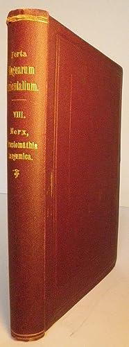 Chrestomathia Targumica quam Collatis Libris Manu Scriptis Antiquissimis Tireiensibus ...