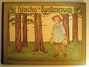 Hanschen im Blaubeerenwald: Brandt, Karsten