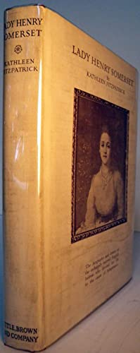 Lady Henry Somerset: Fitzpatrick, Kathleen