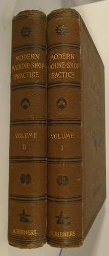 Modern Machine-Shop Practice [Two Volume Set]: ROSE, Joshua