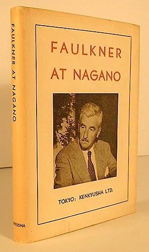 Faulkner at Nagano: JELLIFFEE, Robert A.;