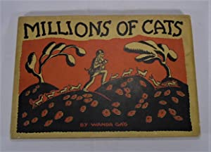 Millions of Cats: GA'G, Wanda [GAG]