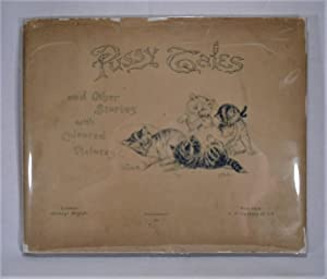 Pussy Tales and Other Stories with Colored: NESBIT, E. (Edith)]