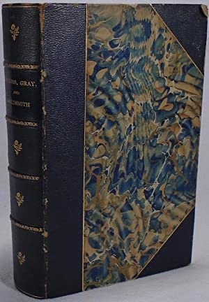 The Complete Poetical Works Of William Collins,: SARGENT, Epes (Editor)