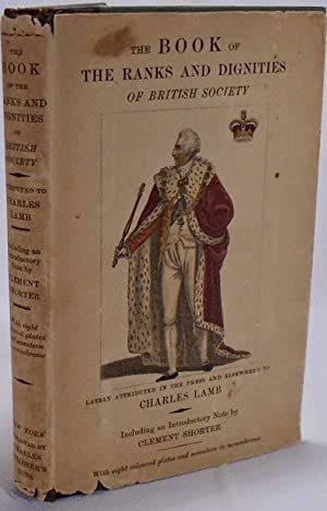 The Book of the Ranks and Dignities: LAMB, Charles