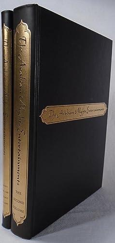 The Arabian Nights Entertainments Volume Two and: BURTON, Sir Richard
