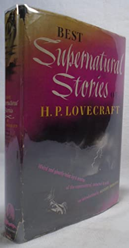 Best Supernatural Stories of H. P. Lovecraft: LOVECRAFT, H. P.
