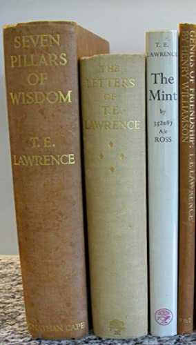 Seven Pillars of Wisdom - The Letters: Lawrence, T. E.