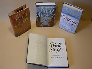The Wind on Fire Trilogy: The Wind Singer - Slaves of the Mastery - Firesong