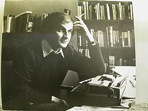 Midnight's Children) - Original photograph of Rushdie: Rushdie, Salman and