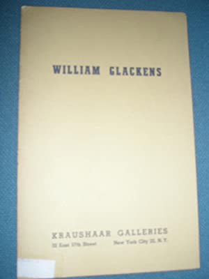 Paintings and Drawings by William Glackens