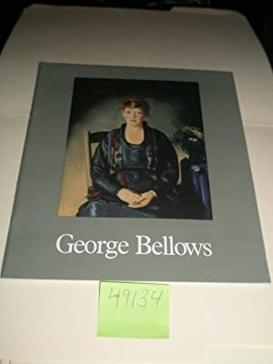 George Bellows (1882-1925): Paintings, Drawings and Lithographs
