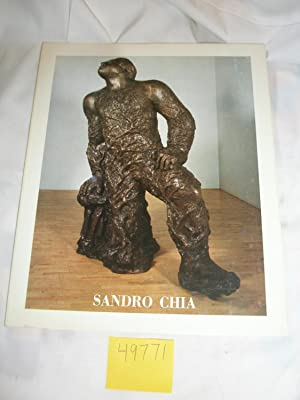 Sandro Chia: Paintings and sculpture, May-June 1983: Chia, Sandro