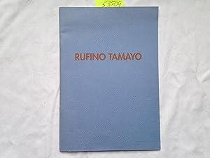Rufino Tamayo: 17 Years at Mixografia Workshop,: Kathleeen Slavin; Rufino