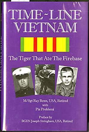 Time-Line Vietnam: The Tiger That Ate the: Bows, Ray; Problemi,