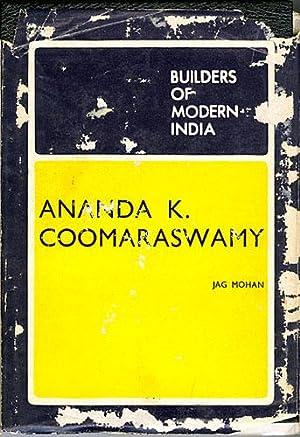 Ananda K. Coomaraswamy: Mohan, Jag