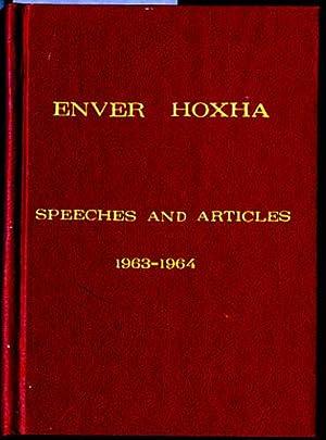 Enver Hoxha: Speeches and Articles 1963-1964: Enver Hoxha