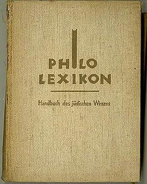 Phil-Lexikon Handbuch des jüdischen Wissens.