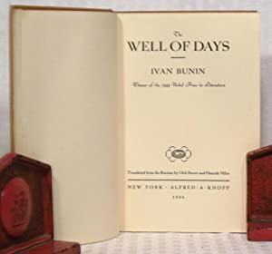 The Well of Days: Ivan Bunin