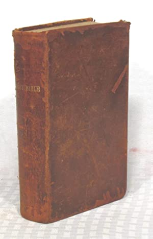 The Holy Bible, containing the Old and: American Bible Society