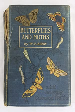 BUTTERFLIES AND MOTHS OF THE UNITED KINGDOM.
