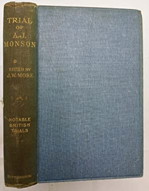 Trial of A. J. Monson. (Notable Scottish Trials)