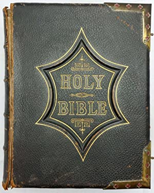 The Illustrated National Family Bible with the Commentaries off Scott and Henry