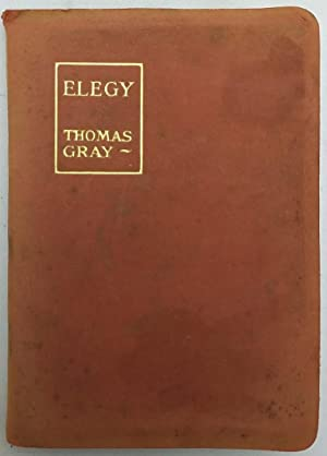 Elegy Written in a Country Churchyard, and: Thomas Gray