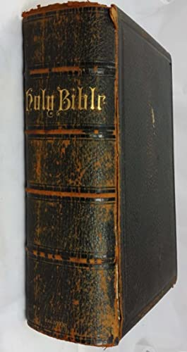 The Comprehensive Bible. Parallel Passages with Numerous Philological and Explanatory Notes, Inde...