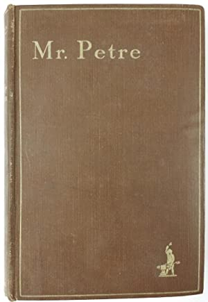Mr. Petre. A Novel. With twenty-two Drawings by G.K.Chesterton.