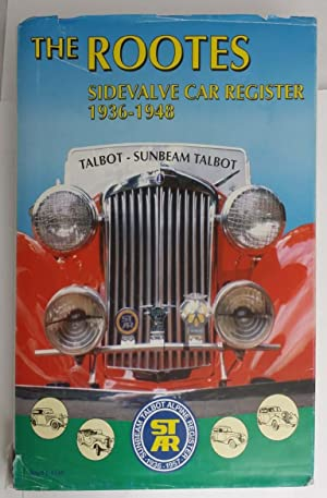 Sunbeam Talbot Sidevalve Register