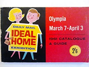 Daily Mail Ideal Home Exhibition Olympia March: William Hardcastle et