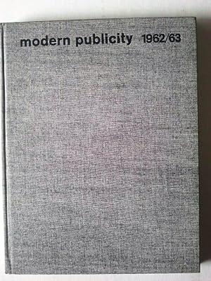 Modern Publicity 32 1962 - 1963: Ella Moody editor