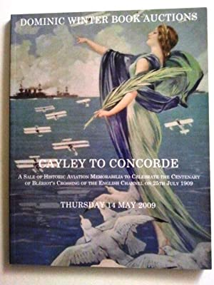 Dominic Winter - Cayley to Concorde sale: Dominic Winter