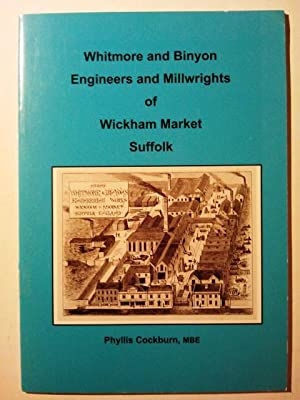 Whitmore and Binyon Engineers and Millwrights of: Phyllis Cockburn