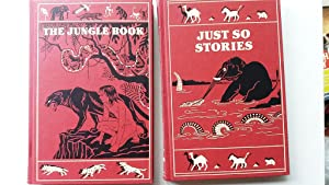 The Jungle Book and Just So Stories: Rudyard Kipling