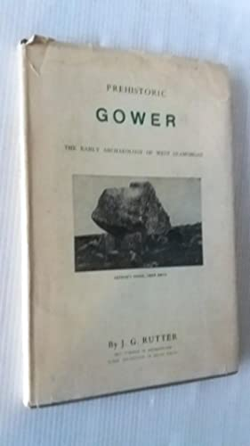 Prehistoric Gower: The Early Archaeology of West Glamorgan
