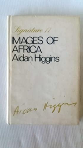 Images of Africa Diary 1956 - 60 ( Signature Series 11 )