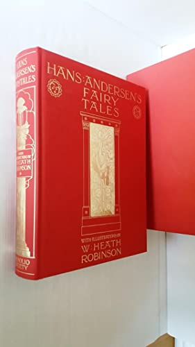 Hans Andersen's Fairy Tales with Illustrations by: Hans Christian Andersen