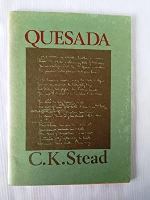 Quesada Poems 1972-74