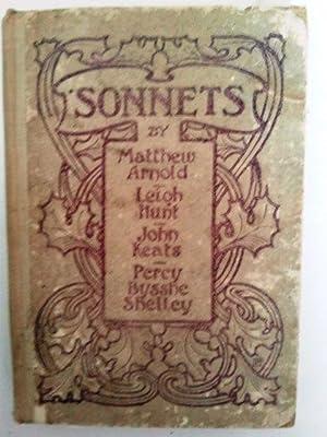 Sonnets by Matthew Arnold, Leigh Hunt, John