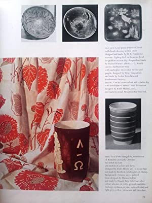 Decorative Art the Studio Year Book 1950 - 1951: Rathbone Holme & Kathleen Frost