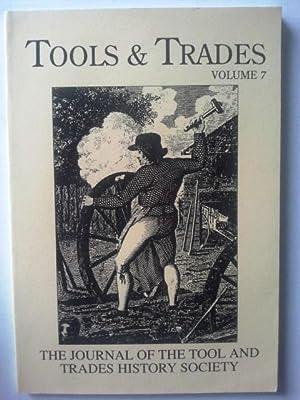 Tools & Trades Volume 7 May 1992: Jane & Mark