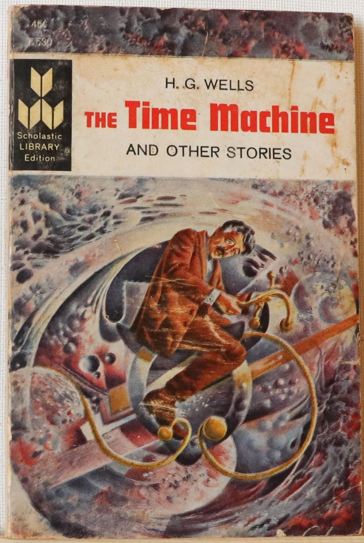 Resultado de imagen de the time machine wells