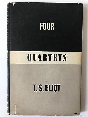 The Four Quartets: T. S. Eliot